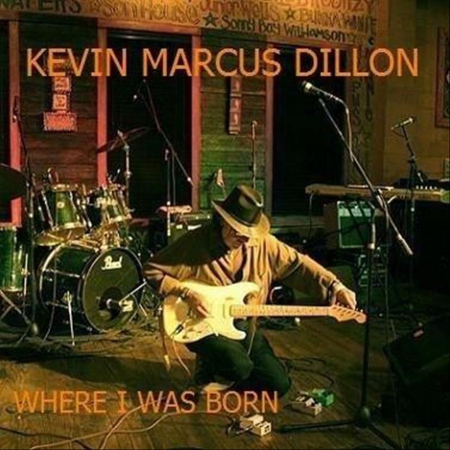 Kevin Marcus Dillon