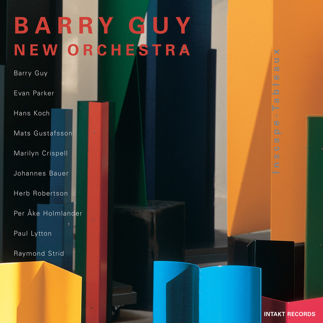 Barry Guy New Orchestra