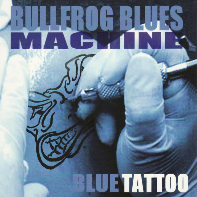 Bullfrog Blues Machine