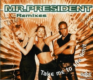 Take Me To The Limit (Remixes) [CDS]