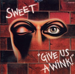 Give Us A Wink (Japanese Press 1995)