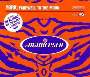 Farewell To The Moon [CDS]