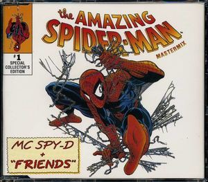 The Amazing Spider-Man [CDS]