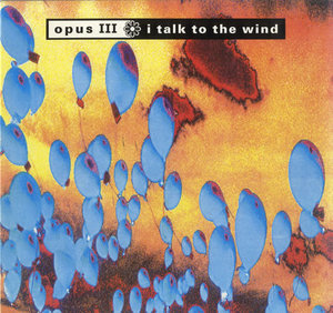 I Talk To The Wind [CDS]