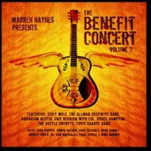 W. Haynes - The Benefit Concert (dick 1)
