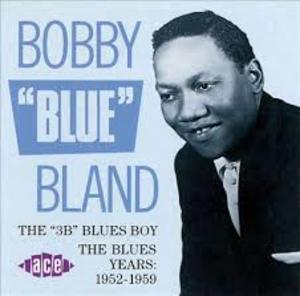 The '3b' Blues Boy - The Blues Years (1952-1959)
