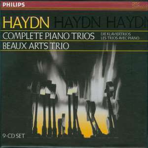 Complete Piano Trios [CD6]