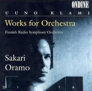 Works For Orchestra (sakari Oramo)
