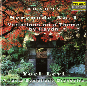 Yoel Levi / Atlanta Symphony Orchestra / Serenade No. 1 / Variations On A The...