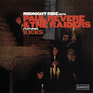 Midnight Ride With The Paul Revere & The Raiders