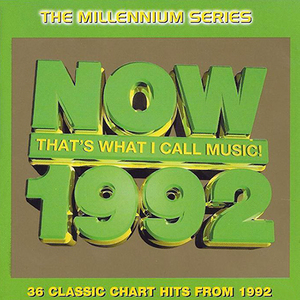 Now That's What I Call Music! 1992: The Millennium Series