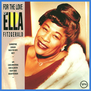 For The Love Of Ella Fitzgerald (2CD)