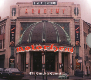 Live At Brixton Academy (Germany, Steamhammer, SPV 089-72622 DCD, 2CD)