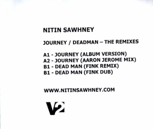 Journey - Dead Man - The Remixes