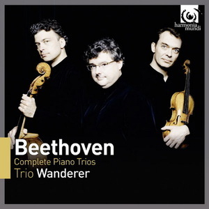 Beethoven - Complete Piano Trios Part 1
