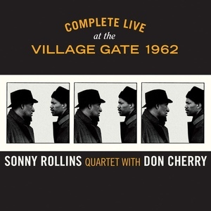 Complete Live At The Village Gate 1962 (CD6)