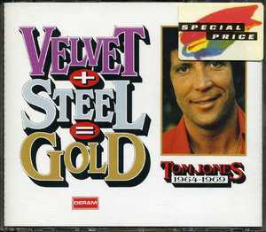 Velvet+steel=gold  (CD3)