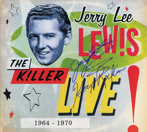 The Killer Live! 1964-1970 (CD3)