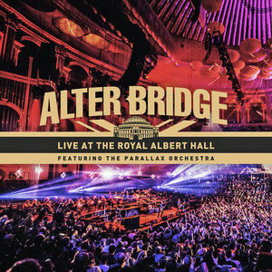 Live At The Royal Albert Hall Featuring The Parallax Orchestra (2CD)