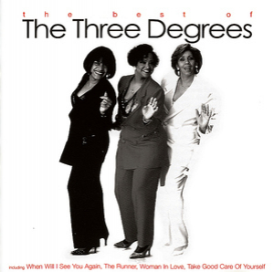 The Best Of The Three Degrees {Planet Media PML 1046}