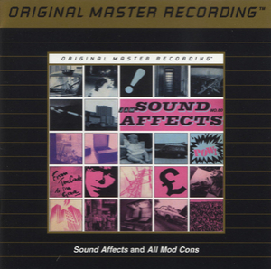 All Mod Cons & Sound Affects (MFSL Gold CD)