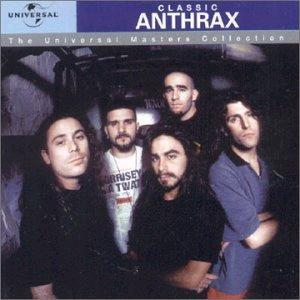 Classic Anthrax: The Universal Masters Collection