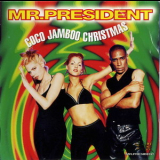 Mr. President - Coco Jamboo Christmas (Japan) [CDS] '1997
