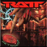 Ratt - Detonator (Japan SHM-CD, 2009 Remastered) '1990