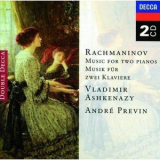 Sergey Rachmaninov - Music For Two Pianos [disc 1] '1995