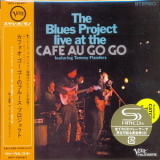 Blues Project, The - Live At The Cafe Au Go Go (2CD) (2013 SHM-CD) '1966