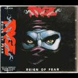 Rage - Reign Of Fear [vicp-8036] japan '1986