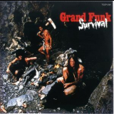 Grand Funk Railroad - Survival (Japan Edition TOCP-3181) '1971