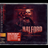 Halford - Fourging The Furanace (ep) '2003