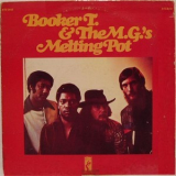 Booker T & The Mg's - Melting Pot '1971