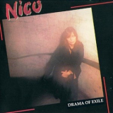 Nico - Drama Of Exile (Aura Rec. release, 1996 See For Miles edition) '1981