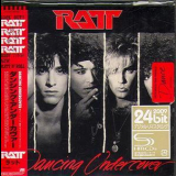 Ratt - Dancing Undercover(SHM-CD) (Japan) '1986