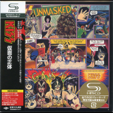 Kiss - Unmasked (japanese Uicy-93522) '2008