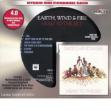 Earth, Wind & Fire - Head To The Sky '1973