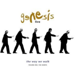 Genesis - Live - The Way We Walk, Volume One: The Shorts '1992