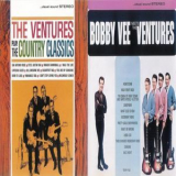 Ventures, The - Bobby Vee Meets The Ventures / The Ventures Play The Country Classics '1992