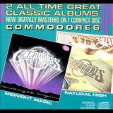 Commodores - Natural High / Midnight Magic '1986