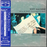 Soft Machine - Alive & Well. Recorded In Paris (2CD) '1978