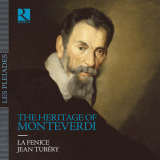 La Fenice & Jean Tubery - The Heritage Of Monteverdi (CD1) '1995