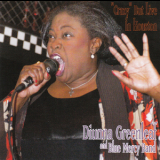 Diunna Greenleaf & Blue Mercy Band - Crazy But Live In Houston '2004