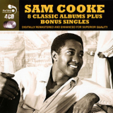 Sam Cooke - Eight Classic Albums Plus Bonus Singles (CD3) '2013