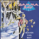 Gamma Ray - Heaven Can Wait (Victor, VICP-15001, Japan) '1990