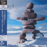 Rush - Test For Echo (WPCR-14996, JAPAN) '1996