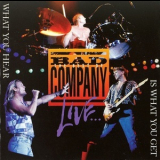 Bad Company - The Best Of Bad Company Live...What You Hear Is What You Get '1993