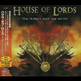 House Of Lords - The Power And The Myth (CRCL-4577, JAPAN) '2004