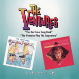 Ventures, The - The Jim Croce Song Book / The Ventures Play The Carpenters '1997